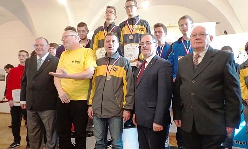 IV Ogólnopolska Olimpiada Młodzieży w Sportach Umysłowych