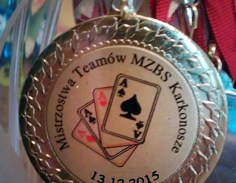 Mistrzostwa MZBS Karkonosze Teamów 2017