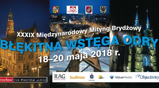 Błękitna Wstęga Odry 2018