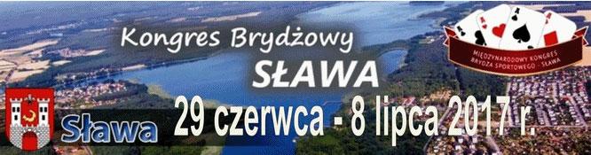 61 Międzynarodowy Kongres Brydżowy w Sławie